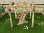 Sq'irk tree (Summer)