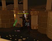 Arianwyn kills shadow