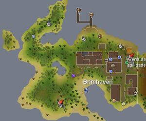 Brimhaven - Mapa I