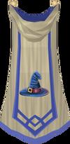 Capa de Mestre de Magia detalhe