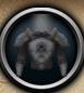 Light chestplate detail