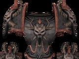 Malevolent cuirass