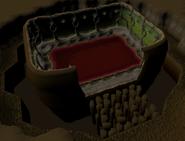 Queen's lair