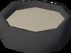 Tin (tin) detail