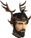 Woodland crown chathead