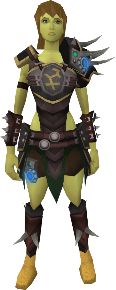 Augmented Bandos Chestplate Runescape Wiki Fandom Powered By Wikia