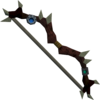 Augmented dark bow detail
