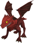 Baby Red Dragon
