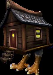 Baby Yaga's House (pet)