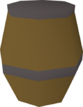 Barrel bomb (unfused) detail