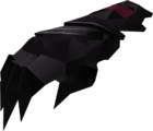 Black claw detail