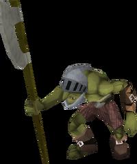Goblin guards