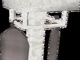 Marble cape rack