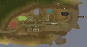 Oo'glog - Mapa I