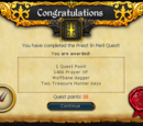 Priest in Peril/Quick guide