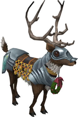 Snap Rory The Reindeer Runescape Wiki Fandom Powered By Wikia Photos
