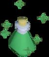Sanctifying potion detail