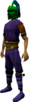 Steel heraldic helm (Guthix) equipped.png