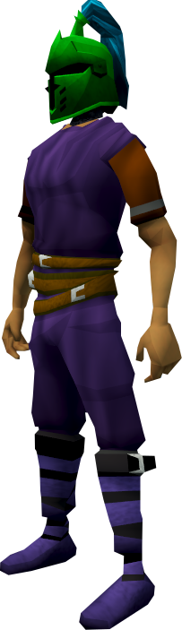 File:Steel heraldic helm (Guthix) equipped.png