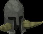 Torag's helm detail