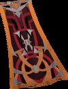 Veteran cape (10 year) detail
