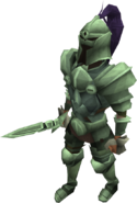 Animated Adamant Armour