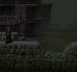 Castle Drakan ingang