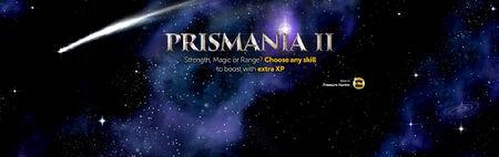Prismania 2 head banner