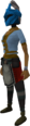 Rune heraldic helm (Saradomin) equipped.png