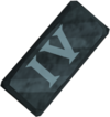 Rune ingot IV detail
