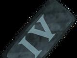 Rune ingot IV