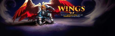 SGS - Wings II banner