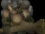 Huge troll