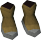 Duskweed shoes detail