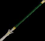 Eir's spear detail