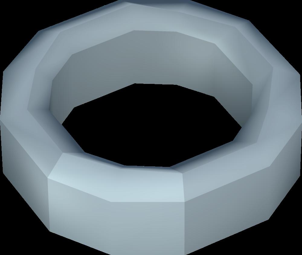 Explorer's ring 2 detail