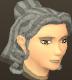 Female hair princess