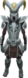 Gorgonite plate armour set (lg) (female) equipped