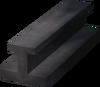 Iron girder detail