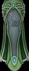 Master clan cape detail