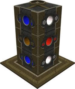 Oficina elemental 4 pilar