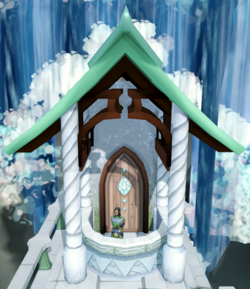 Prifddinas Waterfall Fishing Shop
