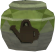 Strong farming urn detail