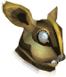 Young golden chinchompa chathead