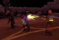 Zemouregal fights wights