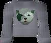 Bob shirt (green) detail