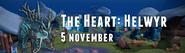 Events Team 5 November 2016