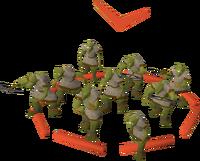 Goblin squad (light) (red)