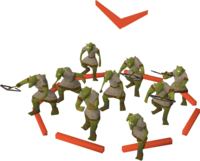 Goblin squad (light) (red)