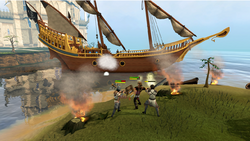 The Invasion of Port Sarim